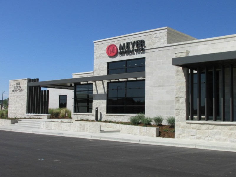 Commercial project meyer class a office buildings brickstone inc Today s home furniture design grand junction co